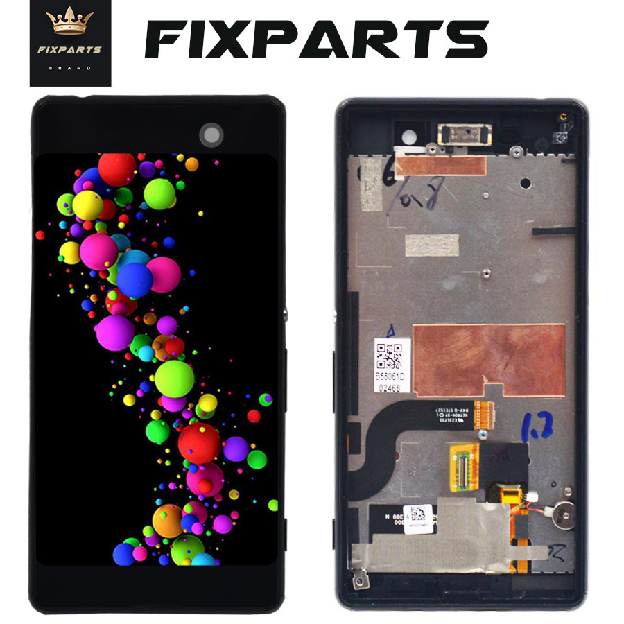 E5603 LCD For Sony Xperia M5 LCD E5603 E5606 E5653 Display Digitizer Touch Screen For 5.0