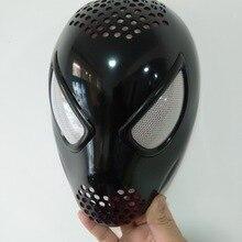 Потрясающая маска для косплея Человека-паука с линзами