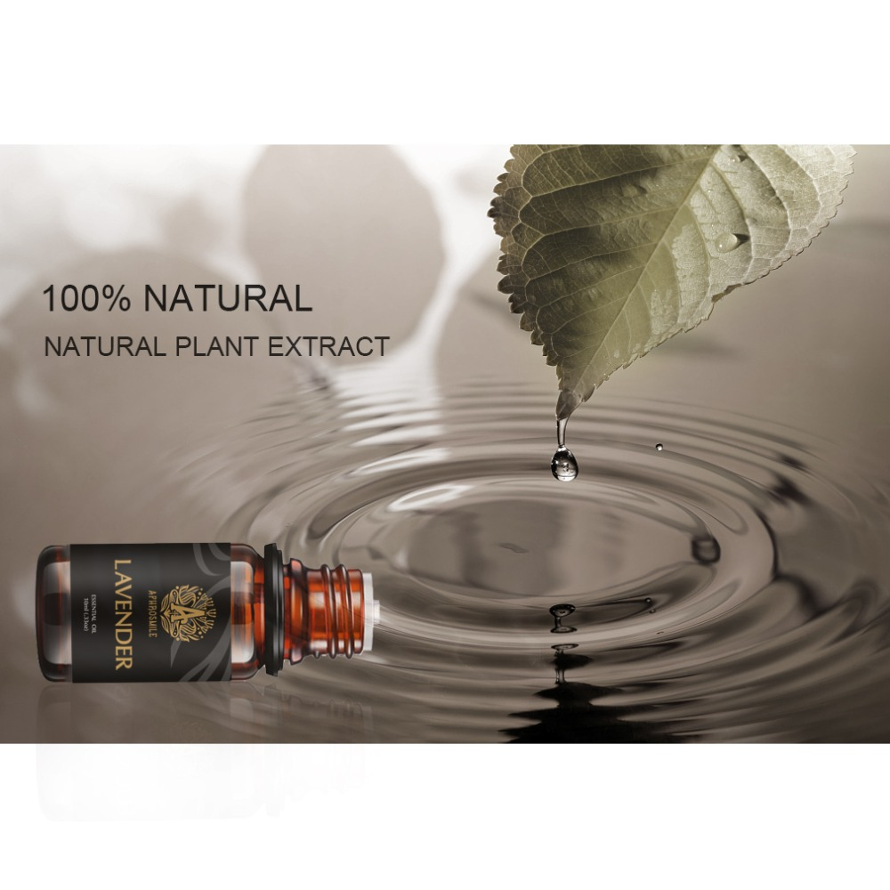 100% Pure & Natural Plant Aromath Essential Oils Water-soluble Eucalyptus Lavender Body Oil  Widely for Bathing Massage SPA