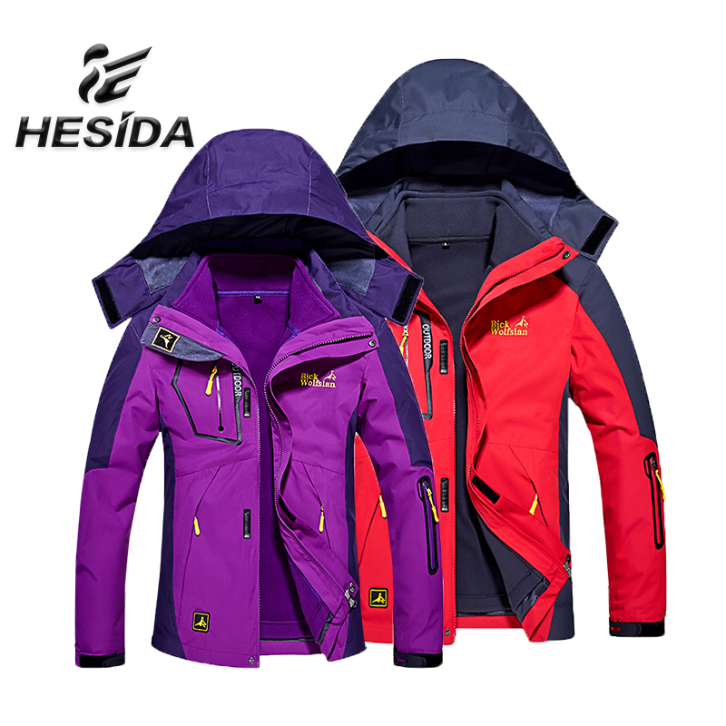 Heated Jacket Waterproof Thermal Jackets Men Winter Outdoor Hiking Windproof Chaquetas Hombre Camping Women Windbreaker Ski Coat detector outdoor women climbing camping hiking jacket waterproof windproof thermal windbreaker spring autumn warm coat