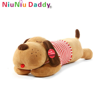 Niuniu Daddy Plush Dog Big Giant Stuffed Cute Puppy Toy Soft Extremely Lovely Animal Pillow Birthday Gift For Children's Gifts