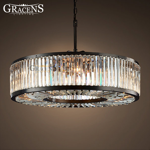 Modern crystal chandelier light minimalist creative hollow round modern crystal chandelier light minimalist creative hollow round chandelier lamp fixture vintage style for household living mozeypictures Image collections