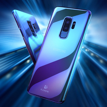 FLOVEME Case For Samsung S8 Plus Slim Thin Cover Hard Gradient Ray Cases Galaxy S8+ Shell Coque Fundas