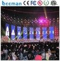 Leeman Sinosky продуктов на рынок шэньчжэнь SMD внутренний / p10 на открытом воздухе DIP гибкий из светодиодов занавески экран дисплея мягкий ткань