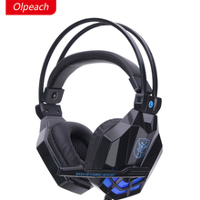 OLPEACH WH03 3.5mm Gaming headphone Gaming Headset Headphone Xbox One Headset with mic for pc ps4 playstation 4 laptop phone