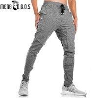 Free Shipping Hot 2017 Autumn Men Pants Fashion Men Pants Casual Slim Fit Mens Joggers Sweat