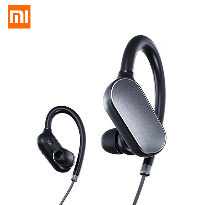 Xiaomi Mi Sports Headphones Wireless Music Bluetooth 4.1 Earphone with Mic IPX4 Waterproof  for iPhone for Telephone Headset #C0 lymoc v8s business bluetooth headset wireless earphone car bluetooth v4 1 phone handsfree mic music for iphone xiaomi samsung