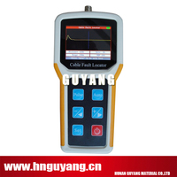 GY800N cable Fault Locator used for test est cable break, short circuit faults