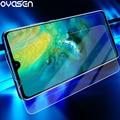 Templado de vidrio para Huawei P20 Lite Pro Honor 9 10 20 V20 Lite P Smart Plus 2019 Nova 3 3i protector de pantalla 3e 9 H Anti luz azul