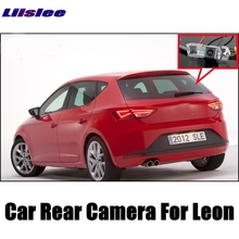 LiisLee Car Camera For SEAT Leon 1P 5F MK2 MK3 2006 ~2017 High Quality Rear View Back Up Camera For Fans | CCD + RCA
