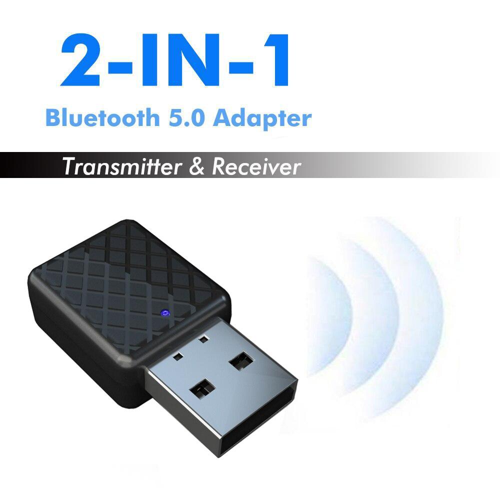 Tragbares Audio & Video Neueste Kollektion Von 5,0 Bluetooth Usb Drahtlose Empfänger Sender 3,5mm Aux Audio Musik Stereo Adapter Für Tv Pc Bluetooth Lautsprecher Kopfhörer Mini Ohne RüCkgabe