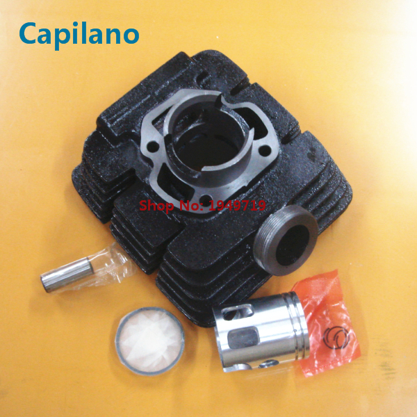 aliexpress buy motorcycle dt50 cylinder block engine block kit with piston for yamaha 50cc