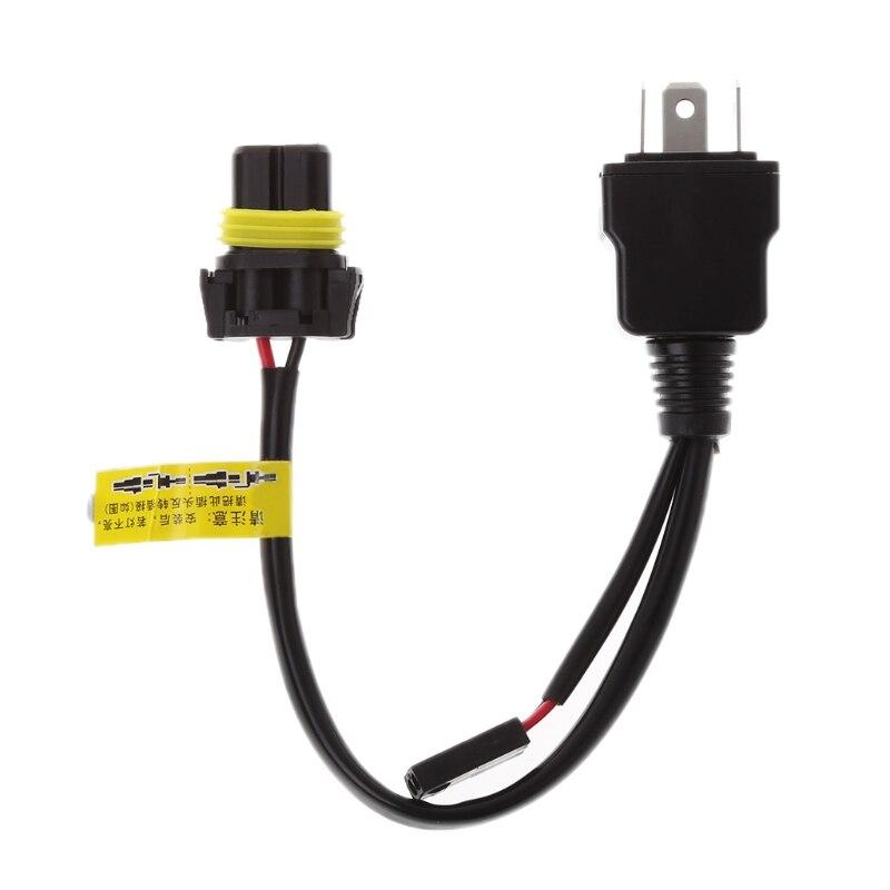 Реле жгута управления кабель для H4 Hi/Lo Bi-Xenon HID лампы проводки управления Лер