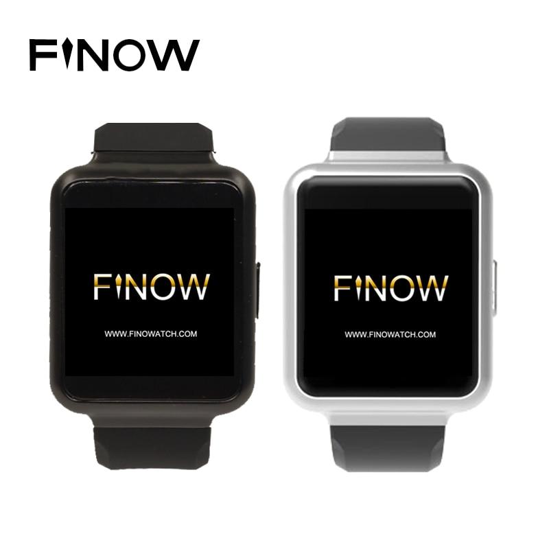 Finow Q1 font b Smart b font font b Watch b font K8 Upgraded Version Android