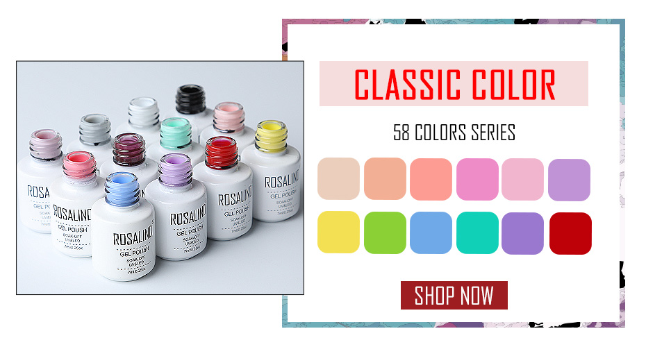 01-58 pure color gel polish