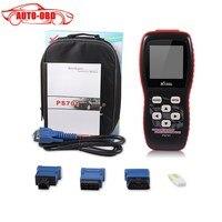Original xtool ps701 jp ferramenta de diagnóstico ps 701 scanner de diagnóstico obd2 para carros japoneses dhl frete grátis