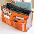 Nueva Casual bolsa grande de lavado capacidad 2016 bolso cosmético engrosado doble cremallera multifunción paquete de admisión Bolsas de viaje Bolsas