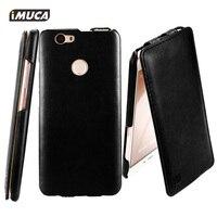 Huawei Nova Case Huawei Nova Cover IMUCA Brand Flip Leather Case Capa Luxury Vertical Phone Cases