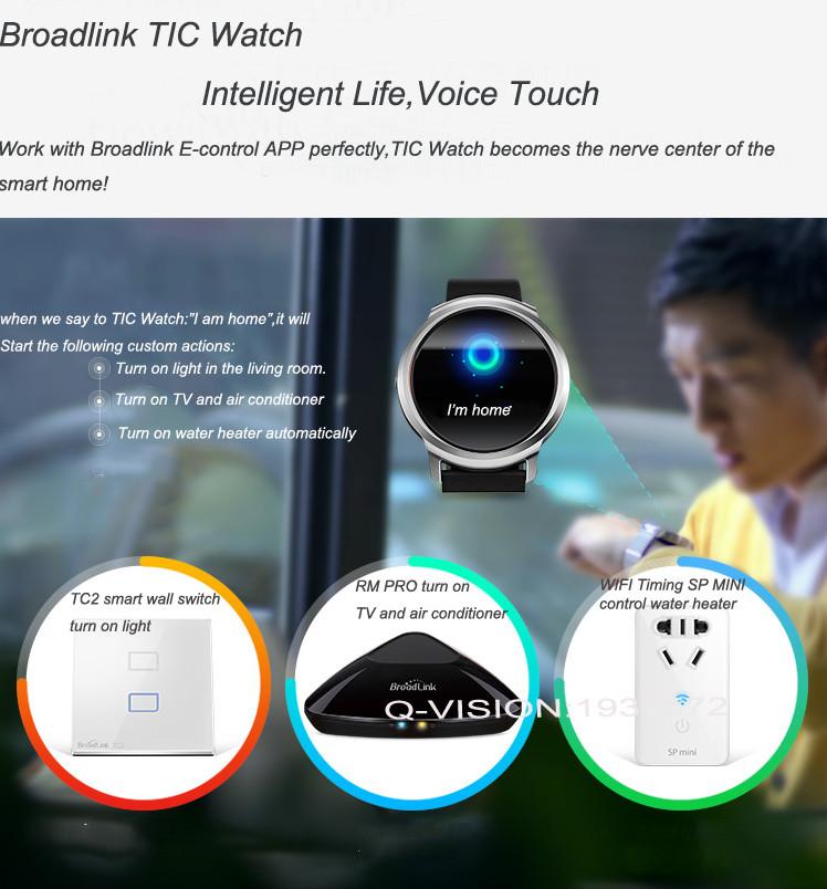 19-Broadlink RM2 RM PRO Universal Smart Wifi Remote IR RF + A1 E-Air Quality Detector Infrared Home Automation kit Sensor Smart App