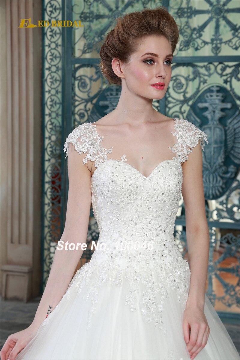 Vestido niрів±a tul para boda