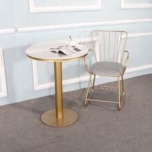 Скандинавские стулья обеденные столы и стулья простые десертные магазины стулья домашние кресла для макияжа ресторанов Досуг столы и стулья