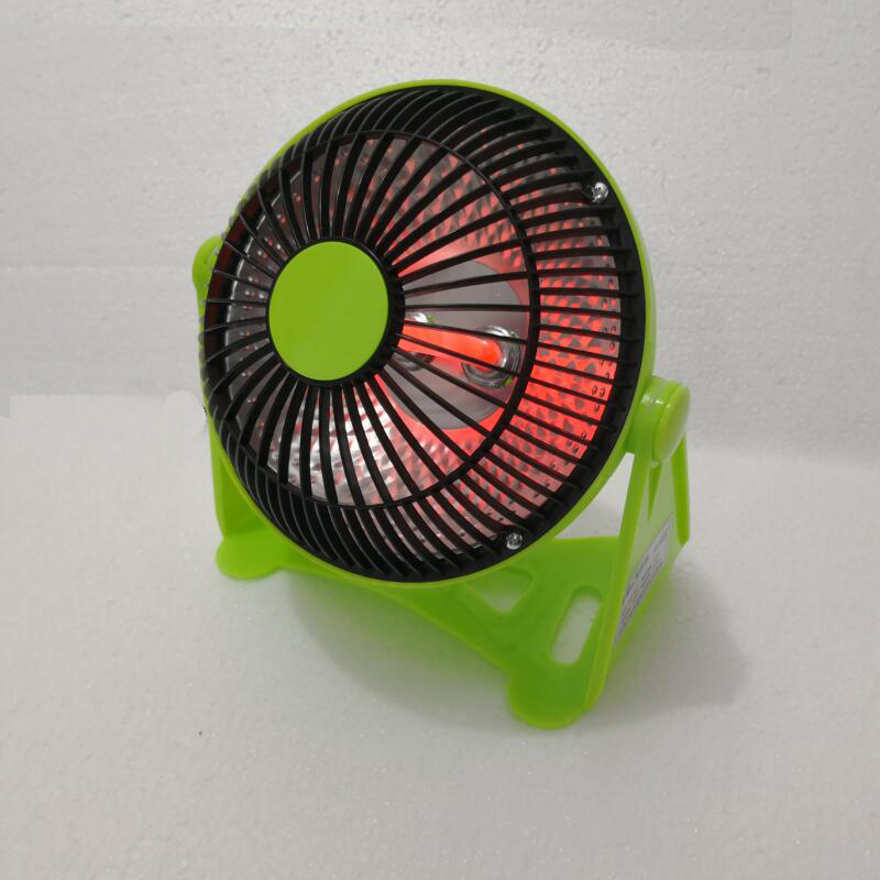 6 inches Student use Mini electric quartz heater 220V 200W