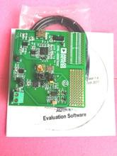 Medição da impedância EVAL-AD5933EBZ development board avaliação