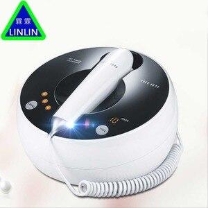 Image 5 - LINLIN Radyo Frekansı Güzellik Aparatı Ev yüz tüm vücut gençleştirme, sıkma, beyazlatma ve kırışıklık sökücü