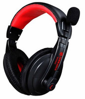 2016 HOT Head Mounted Subwoofer Super Bass Stereo Headset Earphone Tide Computer Games Gaming Headset With