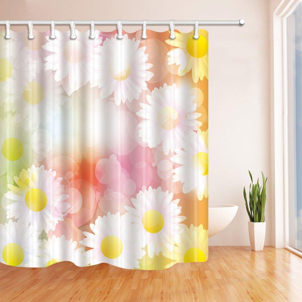 Digital Printing Dragon Shower Curtain Bathroom Waterproof Mildew Resistance