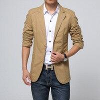 Homens Blazer 2018 Homens Novos da Chegada Prevista Roupas Listagem de Moda Estilo de Design Da Marca Top Terno Ocasional casaco Fino blazer terno de negócio