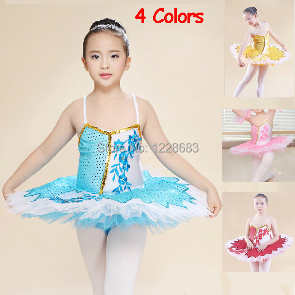 New Arrival Classical Professional Hard Stiff Mesh Toddler Children Ballet Tutu Costume For Kids Girls In From Novelty Special Use On