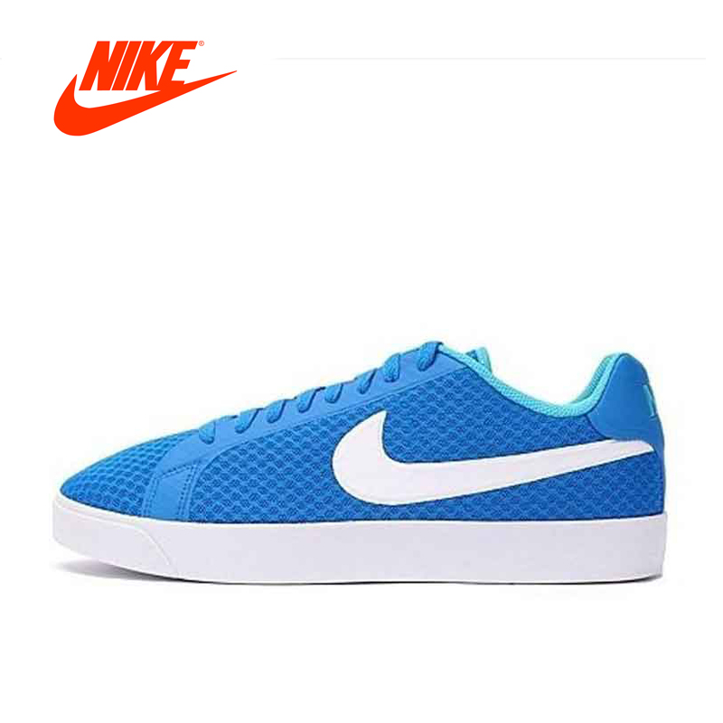 Original New Arrival Offcial Nike NIKE COURT ROYALE Men's Board Shoes Skateboarding Shoes Sneakers Classique Comfortable
