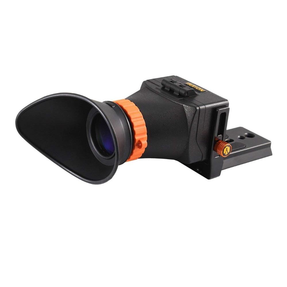 Universel 2.5x LCD affichage viseur viseur pour 3.0