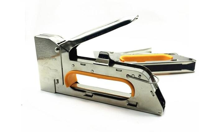 Awesome Wholesale 1008F Manual Nail Stapler U Nail Staple Gun For Wood Furniture  Household Use