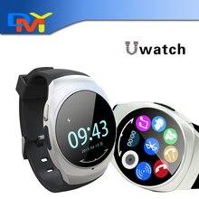 Original Uwatch UO Smartwatch Für iPhone Android Telefon Für Samsung Wasserdichte Intelligente Bluetooth Uhr Fernbedienung