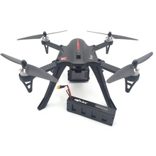MJX Bugs 3 B3 RC Quadcopter Brushless Motor 2.4G 6-Axis Gyro Drone With H9R 4K Camera Professional Dron Helicopter-Black