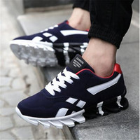 Spring Autumn Men Sneakers Men Trainers Sneakers Shoes Sports Running Shoes Athletic Sneakers Sport Shoes