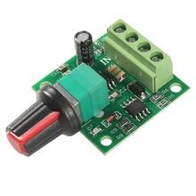 Aokin DC 1,8 V-15 V 2A 30 Вт контроллер скорости двигателя постоянного тока PMW модуль, низкая Напряжение Скорость вентилятора Управление переключатель регулируемый привод 5V 12V