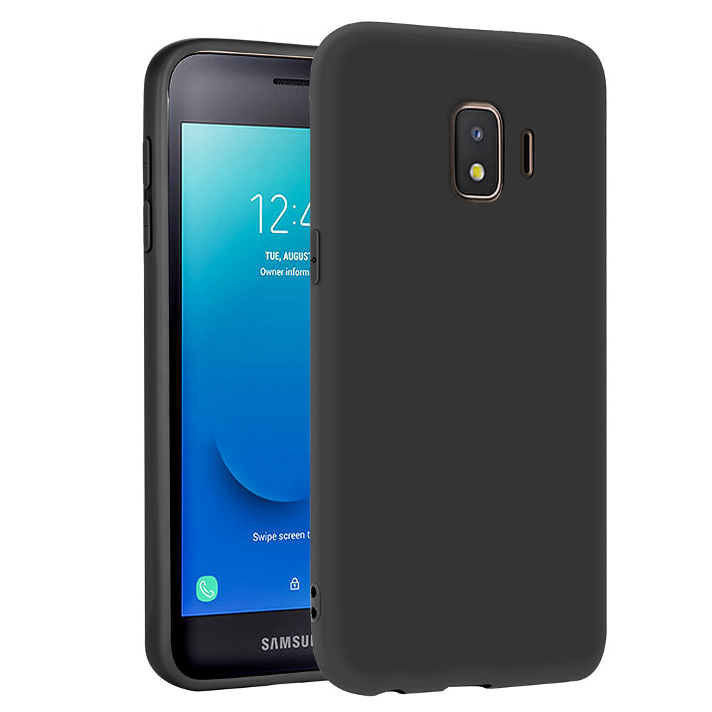 Matte Soft Clear TPU Silicone Frosted Cover For Samsung Galaxy J2 Core SM-J260F J260 Mobile Shockproof Case For Samsung J2 Core