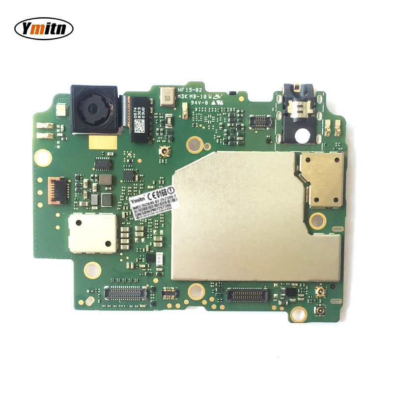 Ymitn Mobile Electronic panel mainboard <font><b>Motherboard</b></font> unlocked with chips Circuits For <font><b>Xiaomi</b></font> <font><b>RedMi</b></font> hongmi <font><b>5A</b></font> 16GB image