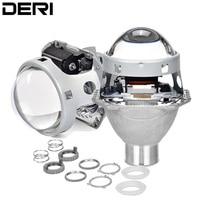 3.0 inch H4 Hella 5 Full Metal HID Bi Xenon Projector lens For D2S D2R D2H D4S Xenon Bulb Kit Car Retrofit Headlights Styling