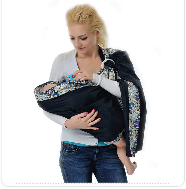 427438e730f Online Shop 2016 new design ring baby sling new born cradle baby wrap  carrier feeding chair portable newborn baby sling carrier