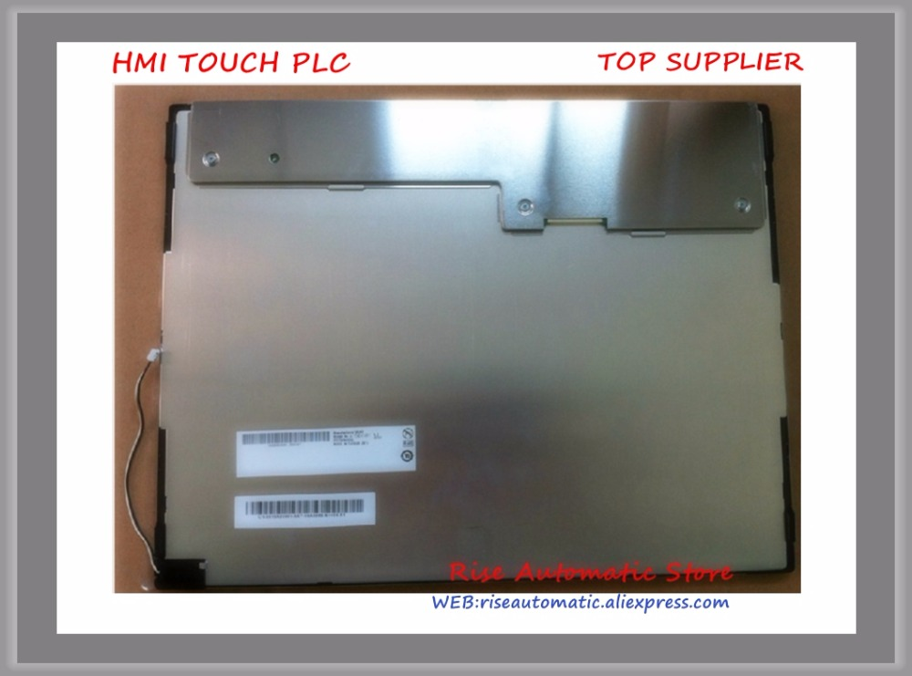 15 inch A150XN01 V2 Industrial 1024*768 LCD screen LED new A+ 4:3 weinview mt8150ie 15 inch 1024 768 hmi new original can replace mt8150x 13 months warranty