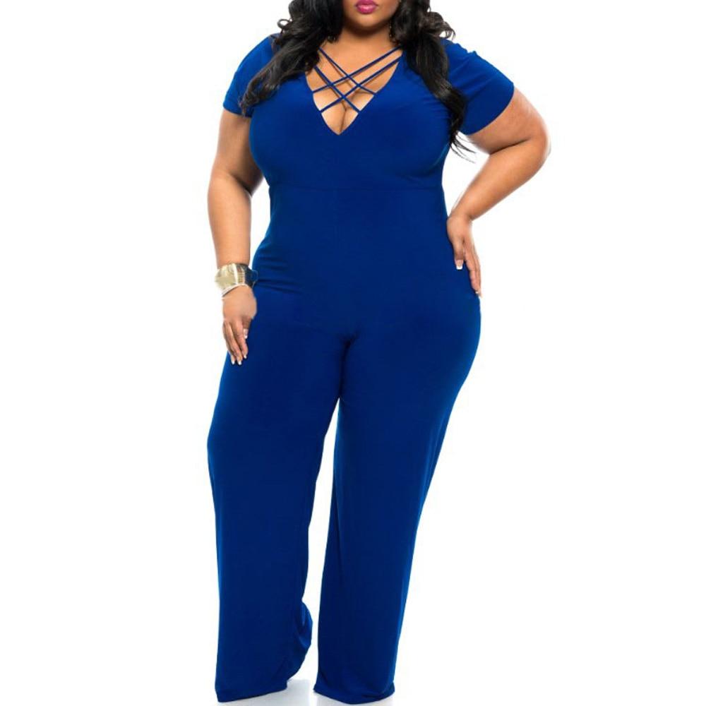 Elegant Royal Blue Jumpsuit Women | Car Interior Design