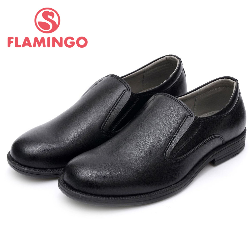 FLAMINGO 100% Russian Famous Brand 2016 New Arrival Spring & Autumn children Fashion High Quality Shoes 52-CT301