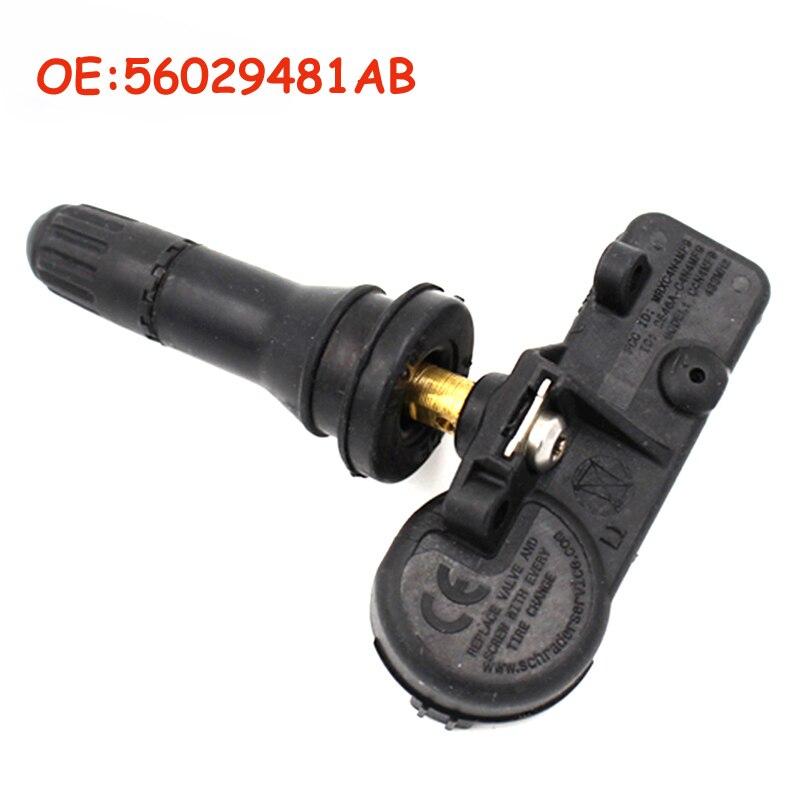 Dodge Jeep Tire Pressure Monitoring System Sensor TPMS 56029481AB OEM