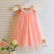 2019 Summer Girls Princess Lace Dresses 2-6y Teen Girls Sleeveless Wedding Party Gowns Kids Clothes Children Graduation Gowns 2018 summer dresses kids party for girl dress children girls clothes 2 6y long sleeve crochet lace tutu princess vetement fille