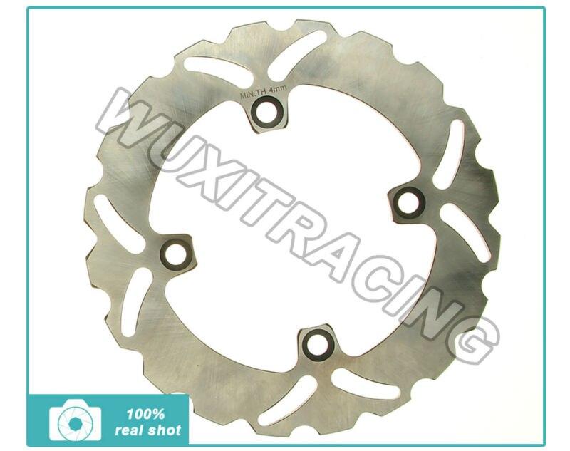 ФОТО Rear Brake Disc Rotor For BABY SPEED 600 DAYTONA 600 SPEED fOUR 600 TT 600 DAYTONA 675 STREET TRIPLE 675 T509 900