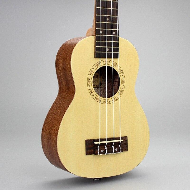 21-4 21 Ukulele Acoustic guitar Rosewood Fretboard 4-strings guitarra musical instruments Wholesale 21